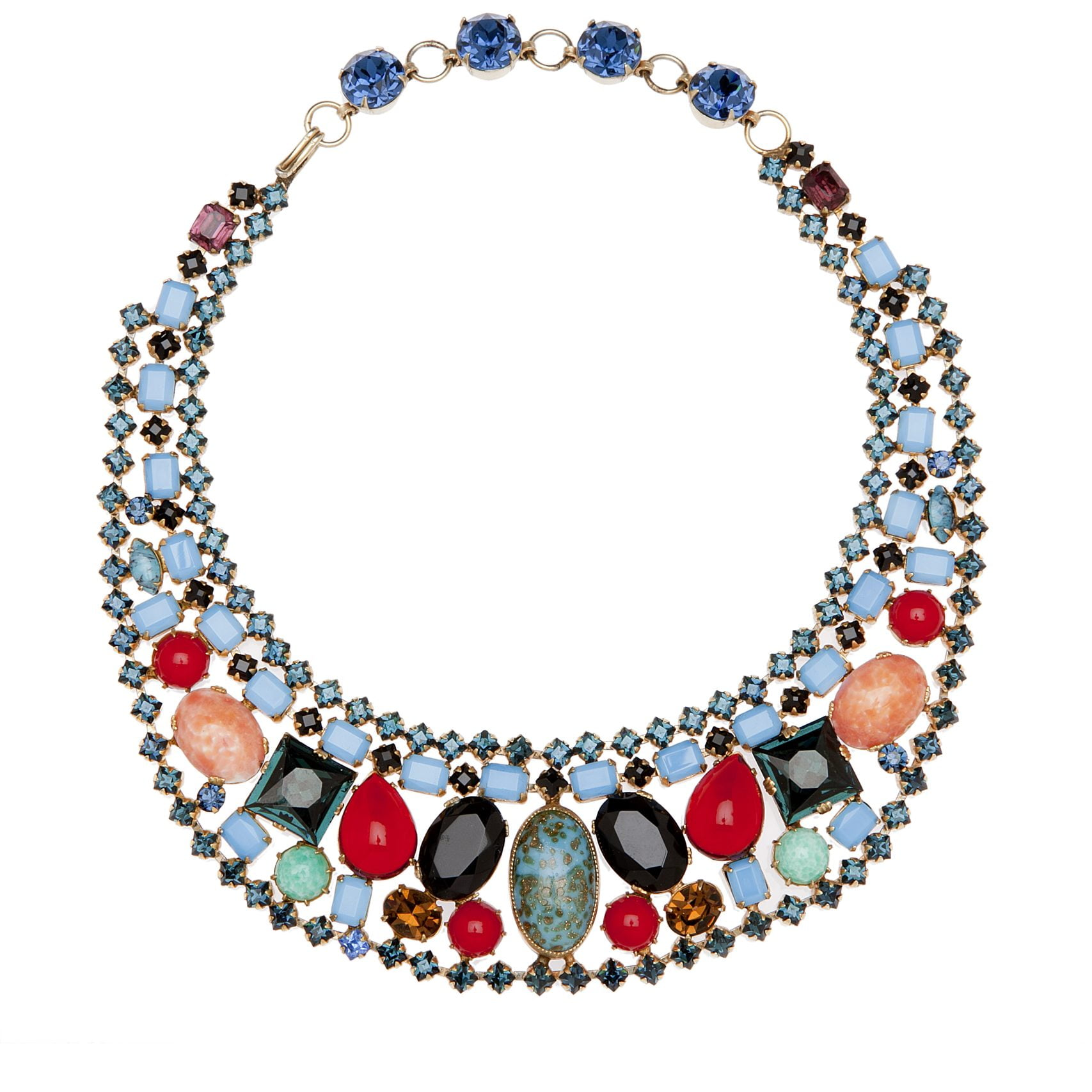 Carole Tanenbaum, Costume Jewelry Collector