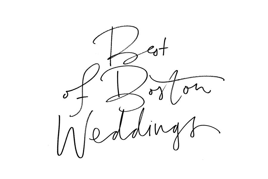 Best of Boston Weddings 2018