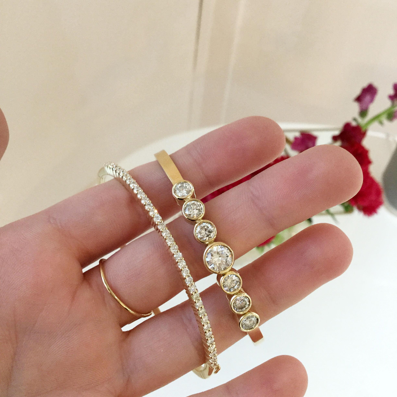 Remake Redesign: Rings Transformed into Stunning Bracelets