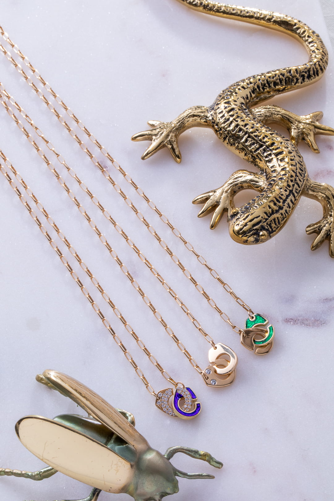Designer Spotlight: Audrey C. Jewelry