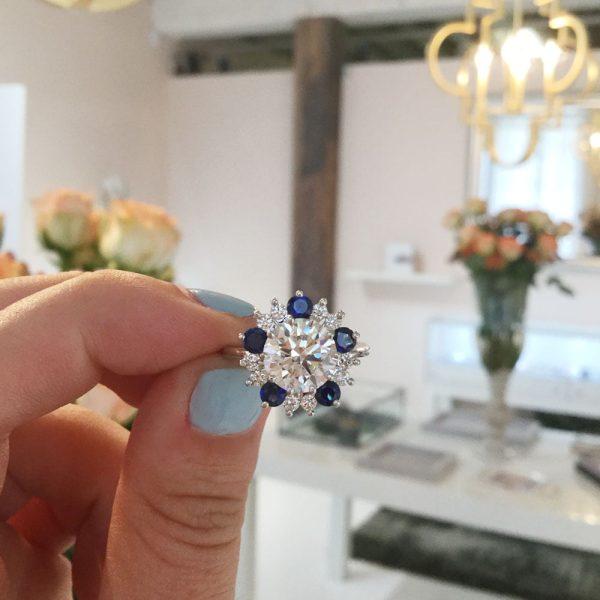 Ring Round Up: Engagement Ring Pickups