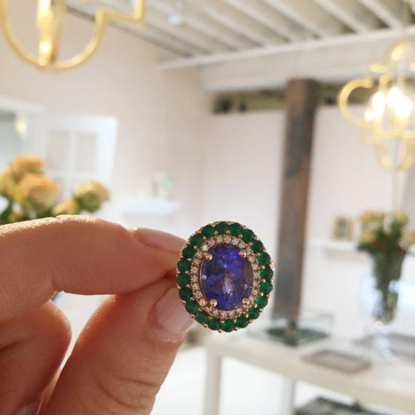 Ring Roundup: Colorful Pickups